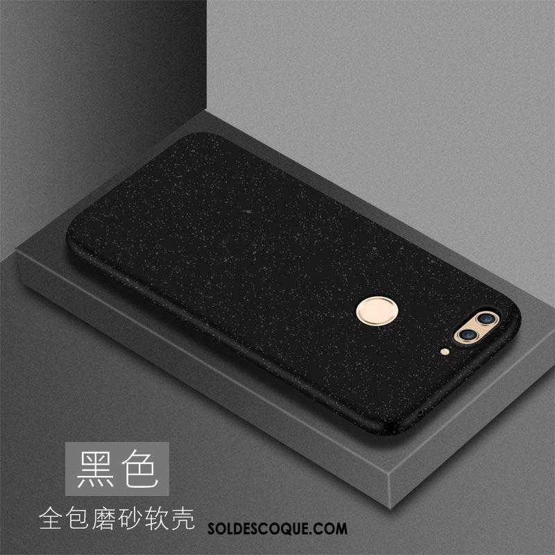Coque Huawei P Smart Téléphone Portable Tout Compris Marque De Tendance Délavé En Daim Incassable Housse Soldes