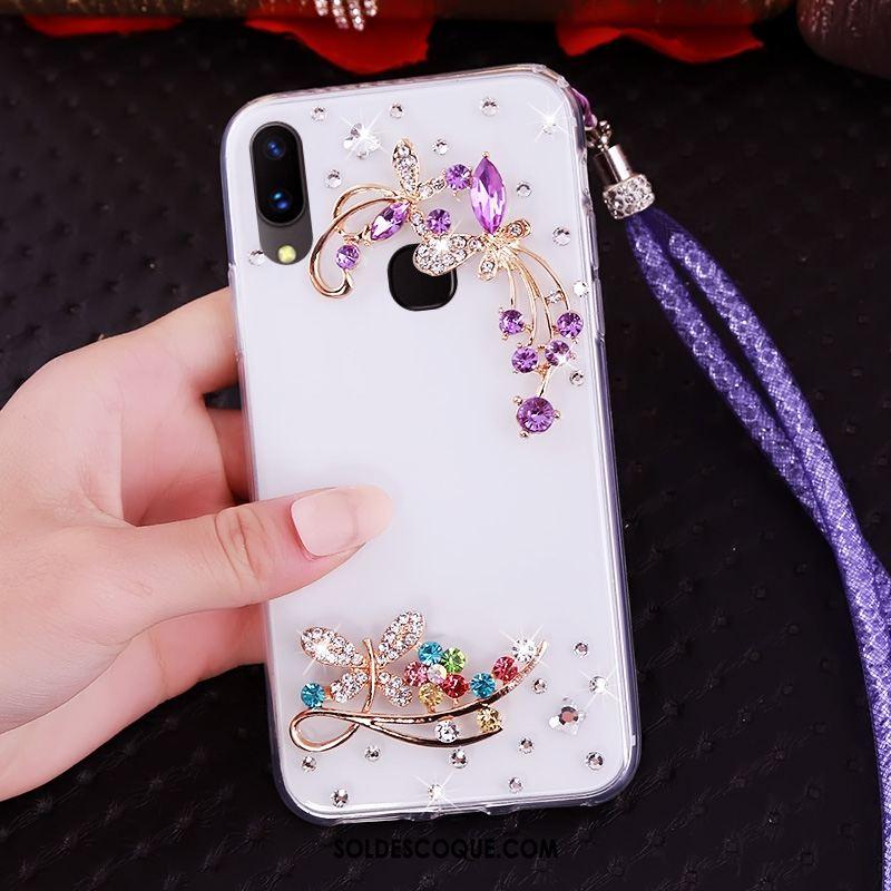 Coque Huawei P20 Lite Téléphone Portable Transparent Jeunesse Anneau Étui Pas Cher