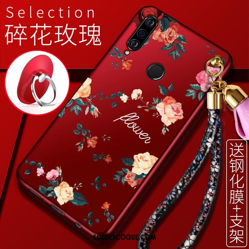 Coque Huawei P30 Lite Tout Compris Fluide Doux Personnalité Protection Étui Pas Cher