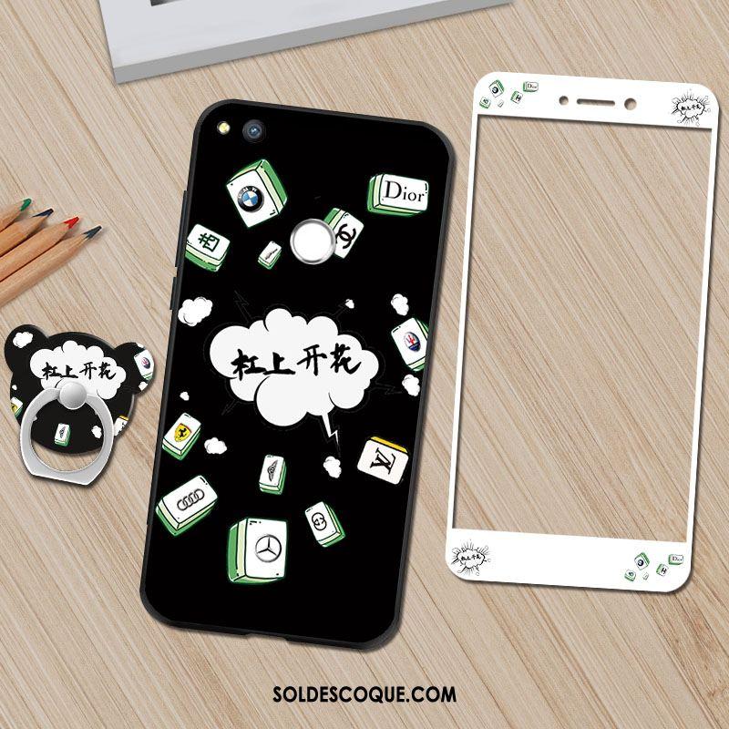 Coque Huawei P8 Lite 2017 Tendance Noir Jeunesse Tout Compris Téléphone Portable Soldes