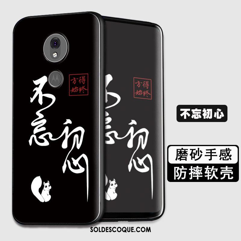 Coque Moto G7 Power Europe Étui Téléphone Portable Fluide Doux Rouge En Vente