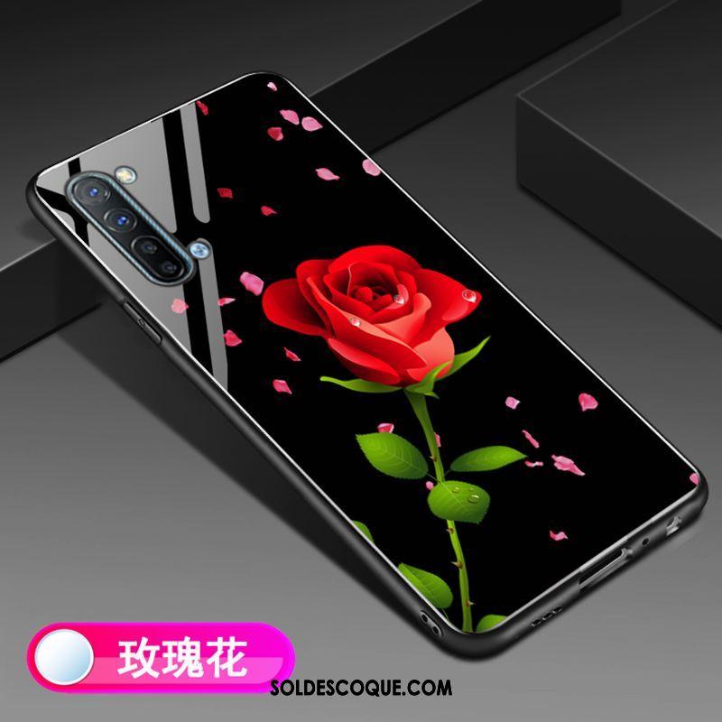 Coque Oppo Reno 3 Incassable Silicone Téléphone Portable Noir Fluide Doux En Ligne