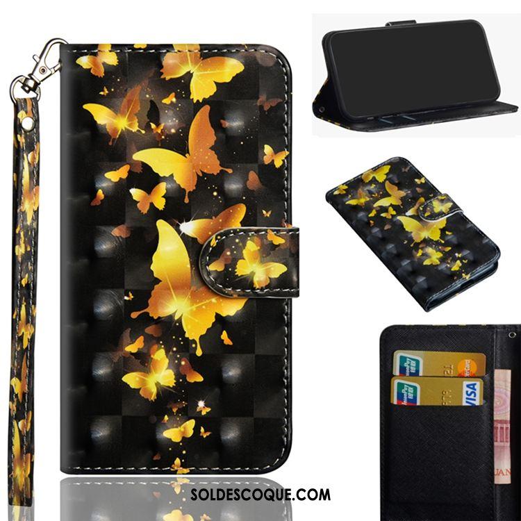 Coque Samsung Galaxy A50 Étui En Cuir Portefeuille Étoile Incassable Téléphone Portable En Ligne