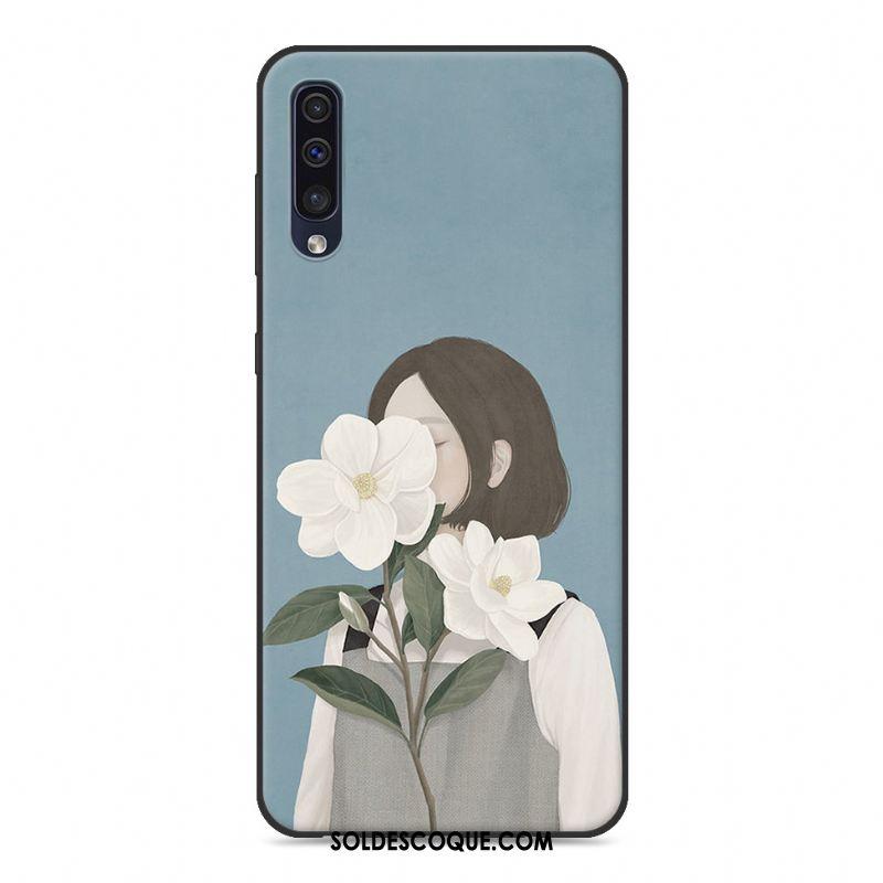 Coque Samsung Galaxy A50s Créatif Téléphone Portable Personnalité Incassable Étui France