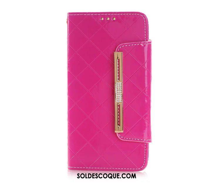 Coque Samsung Galaxy Note 4 Losange Étui En Cuir Protection Téléphone Portable Étoile Pas Cher