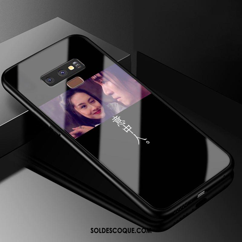 Coque Samsung Galaxy Note 9 Tout Compris Personnalité Étoile Protection Amoureux Soldes