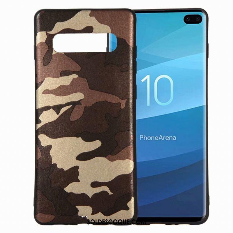 Coque Samsung Galaxy S10e Téléphone Portable Étui Étoile Protection Marque De Tendance En Ligne