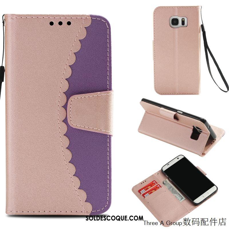Coque Samsung Galaxy S7 Téléphone Portable Personnalité Créatif Étoile Incassable France