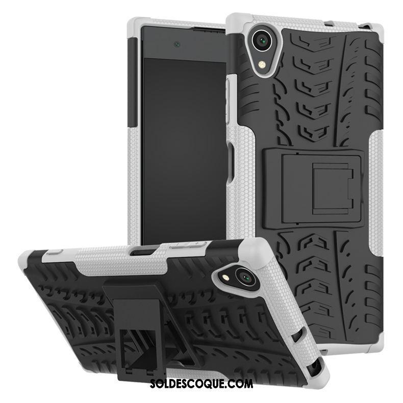 Coque Sony Xperia Xa1 Plus Tout Compris Bleu Téléphone Portable Incassable Support En Vente
