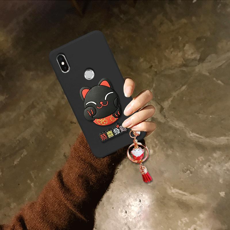 Coque Xiaomi Mi A2 Fluide Doux Très Mince Tout Compris Modèle Fleurie Petit Soldes