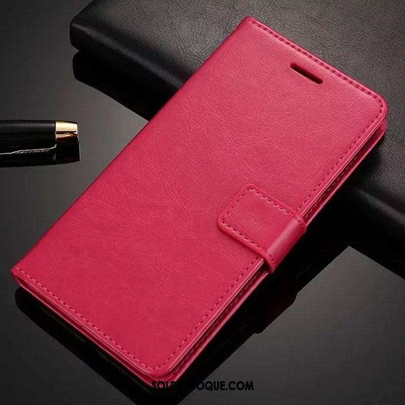 Coque Xiaomi Mi Mix 3 Étui Incassable Blanc Étui En Cuir Téléphone Portable Soldes