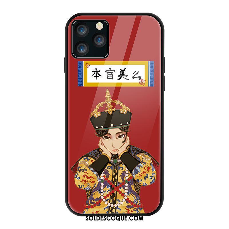 Coque iPhone 11 Pro Max Amoureux Nouveau Original Verre Téléphone Portable Pas Cher
