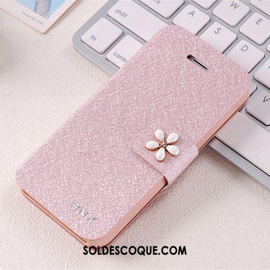 Coque iPhone 5 / 5s Bleu Étui En Cuir Très Mince Incassable Protection En Vente