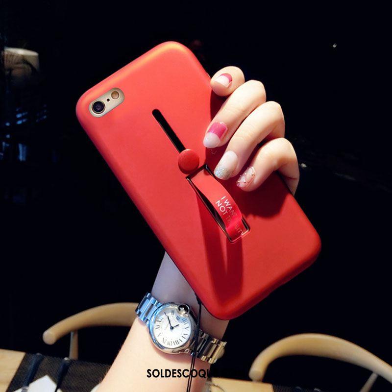 Coque iPhone 6 / 6s Plus Ornements Suspendus Téléphone Portable Silicone Simple Incassable France
