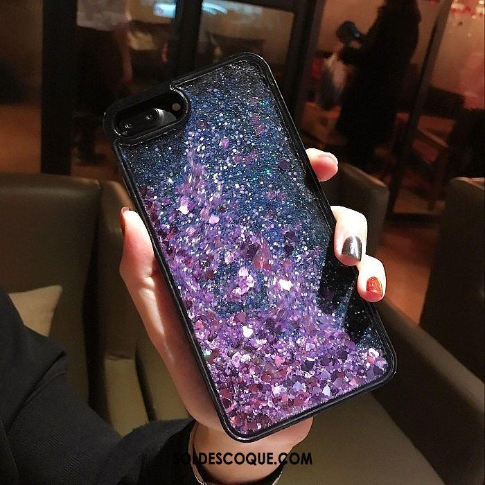 Coque iPhone 8 Plus Protection Couler Créatif Étui Personnalité Soldes