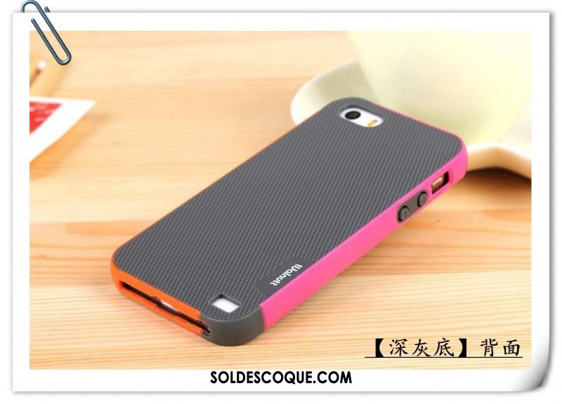 Coque iPhone Se Protection Téléphone Portable Tendance Incassable Tout Compris Pas Cher