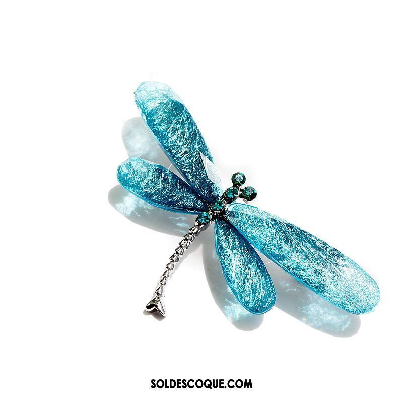 Broche Femme Art Costume Cristal Décoration Simple En Vente