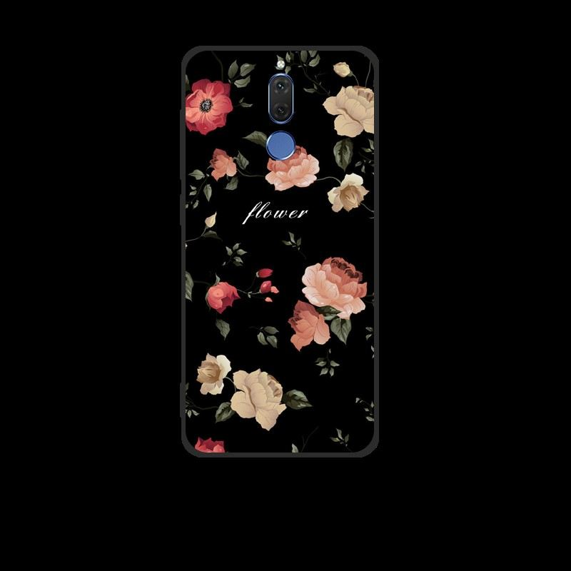 Coque Huawei Mate 10 Lite Ornements Suspendus Incassable Fluide Doux Téléphone Portable Protection France