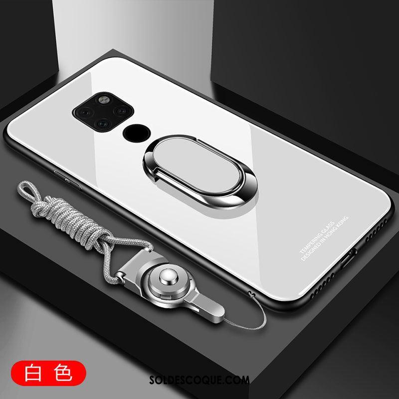 cfe78fa37f428 Coque Huawei Mate 20 X Délavé En Daim Étui Tout Compris Téléphone Portable Verre  En Ligne