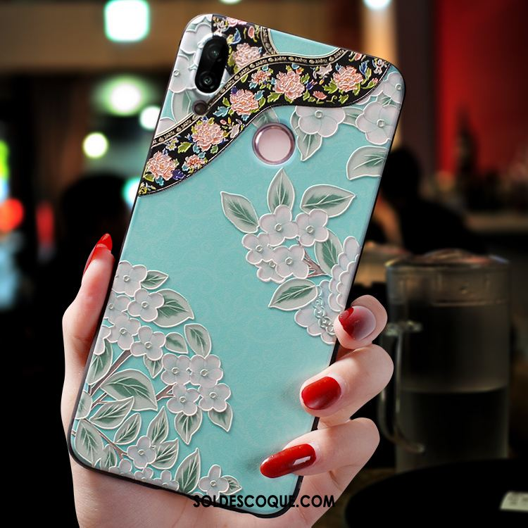 Coque Huawei Nova 3 Style Chinois Silicone Tendance Protection Ornements Suspendus Pas Cher