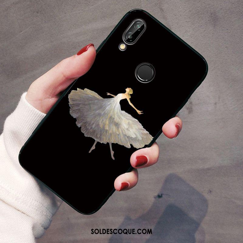 Coque Huawei Nova 3i Personnalité Créatif Tout Compris Tendance Ballet Pas Cher
