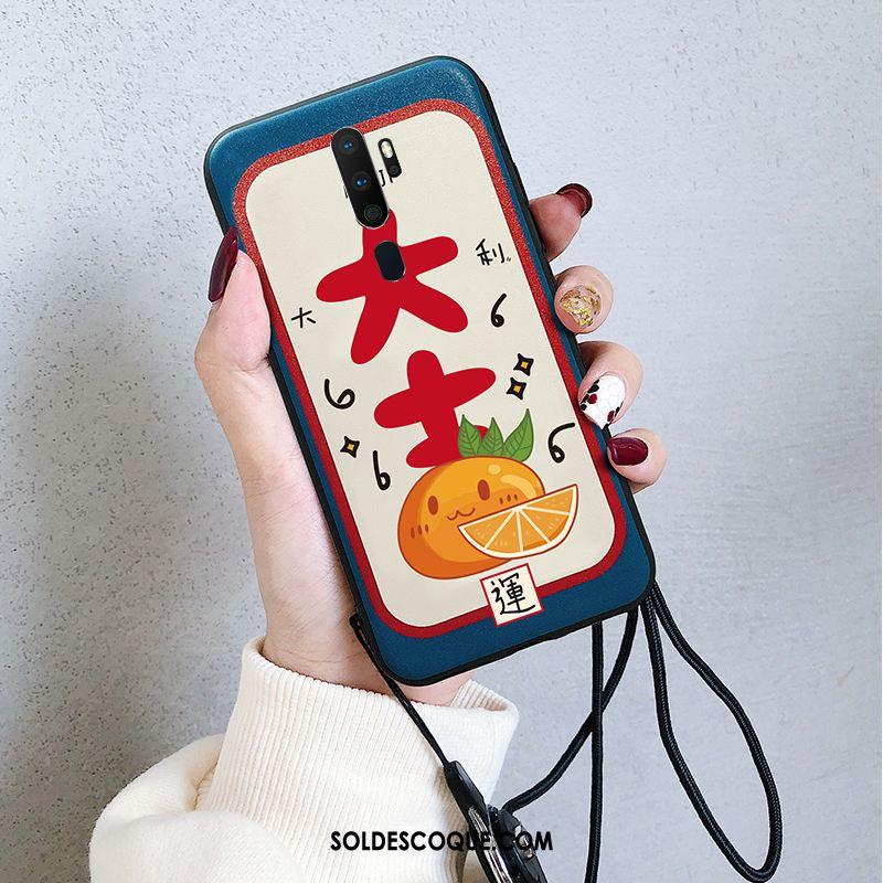 Coque Oppo A5 2020 Téléphone Portable Grand Richesse Étui Housse Soldes