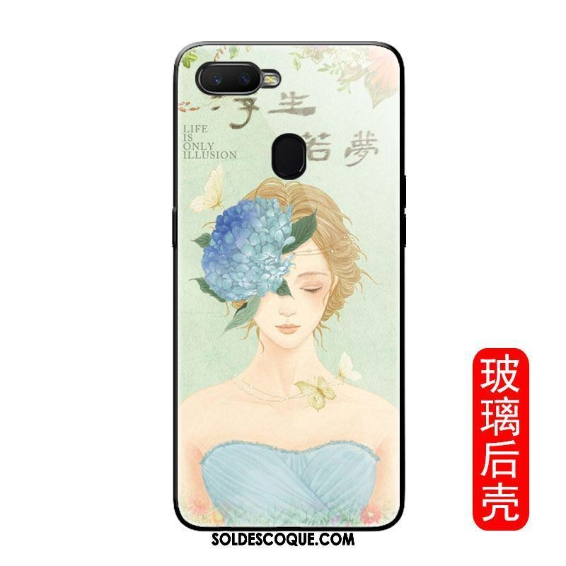 Coque Oppo F9 Starry Silicone Tout Compris Charmant Incassable Tendance France