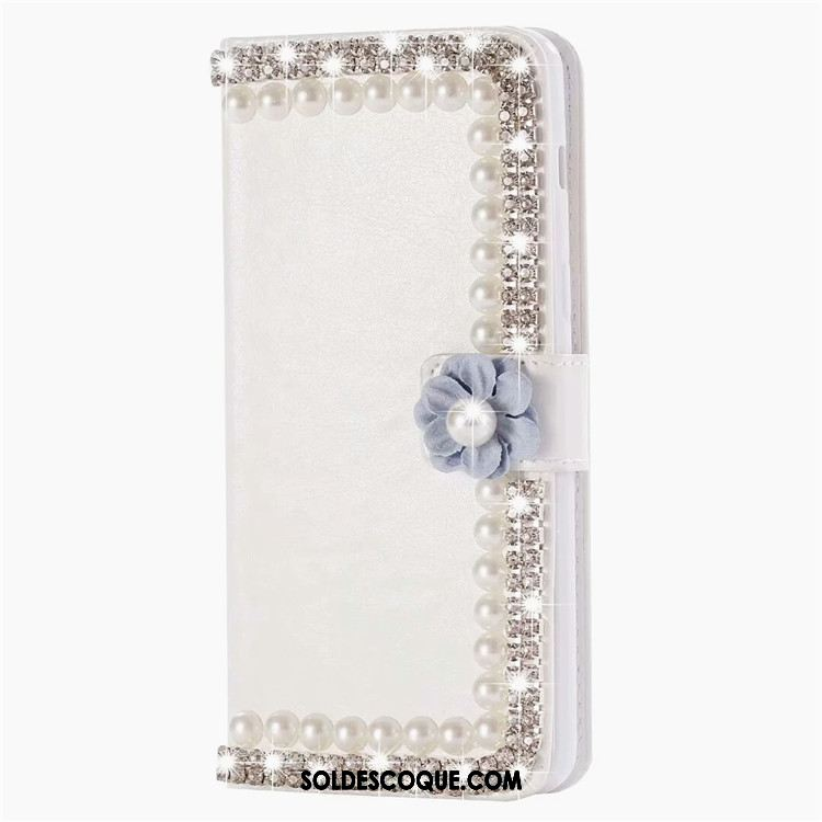 Coque Oppo R15 Pro Incassable Protection Téléphone Portable Strass Clamshell Soldes