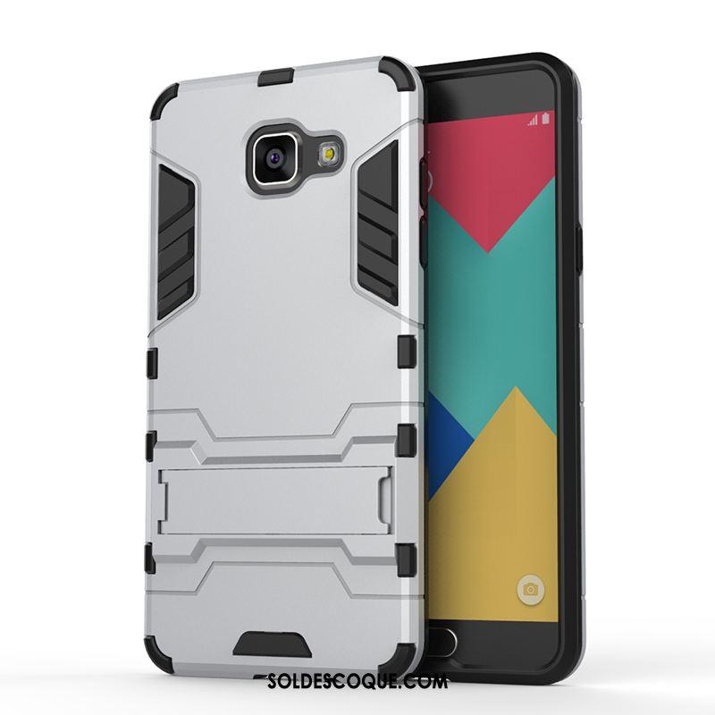 Coque Samsung Galaxy A5 2016 Étoile Téléphone Portable Délavé En Daim Tout Compris Incassable Pas Cher