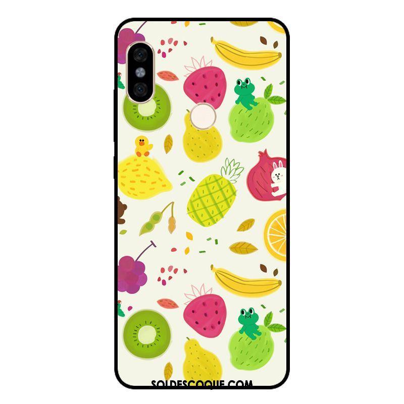 Coque Xiaomi Redmi Note 5 Fruit Tout Compris Téléphone Portable Rouge Petit Soldes