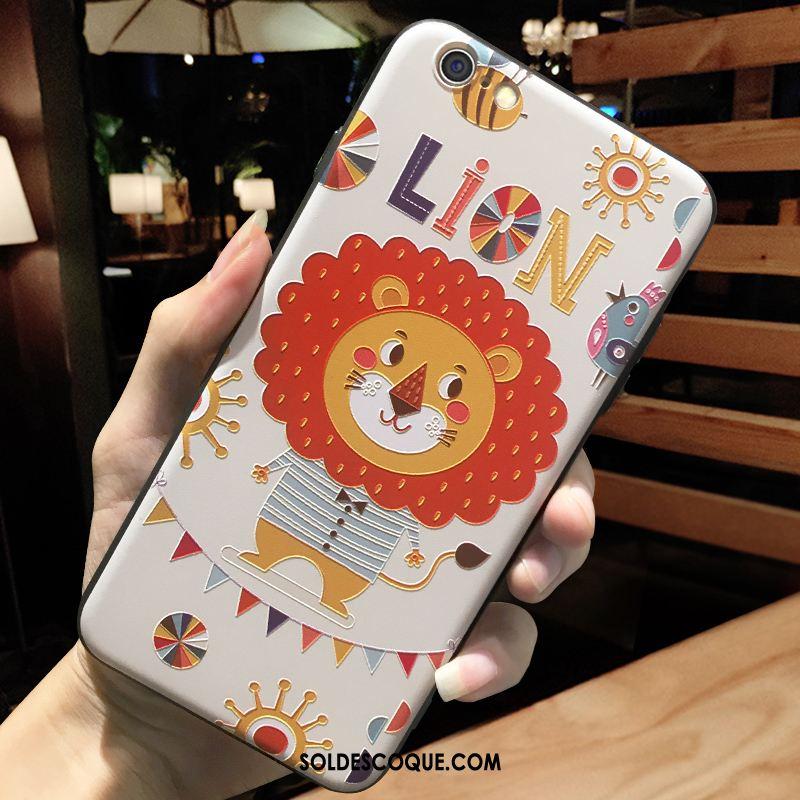 Coque iPhone 7 Style Chinois Petit Nouveau Silicone Gaufrage En Vente