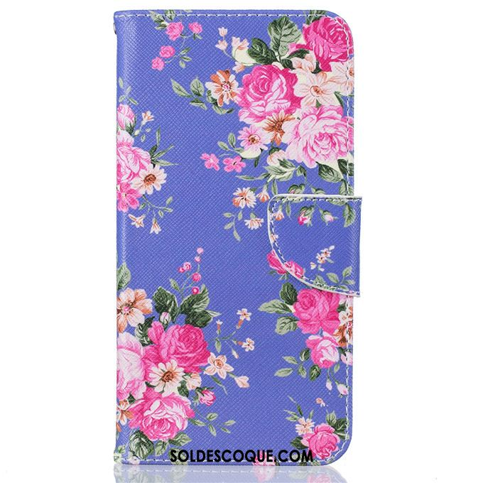 coque violet iphone 8