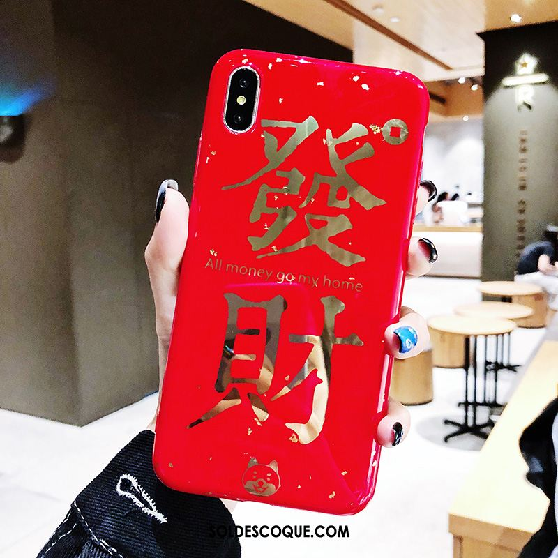 Coque iPhone Xs Max Silicone Incassable Protection Nouveau Fluide Doux En Vente